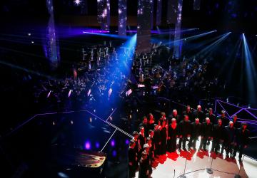 2016_Les éléments sur la scène des Victoires de la Musique Classique