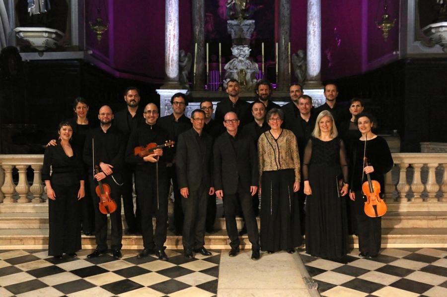 Les éléments & Concerto Soave / 2015, Marseille