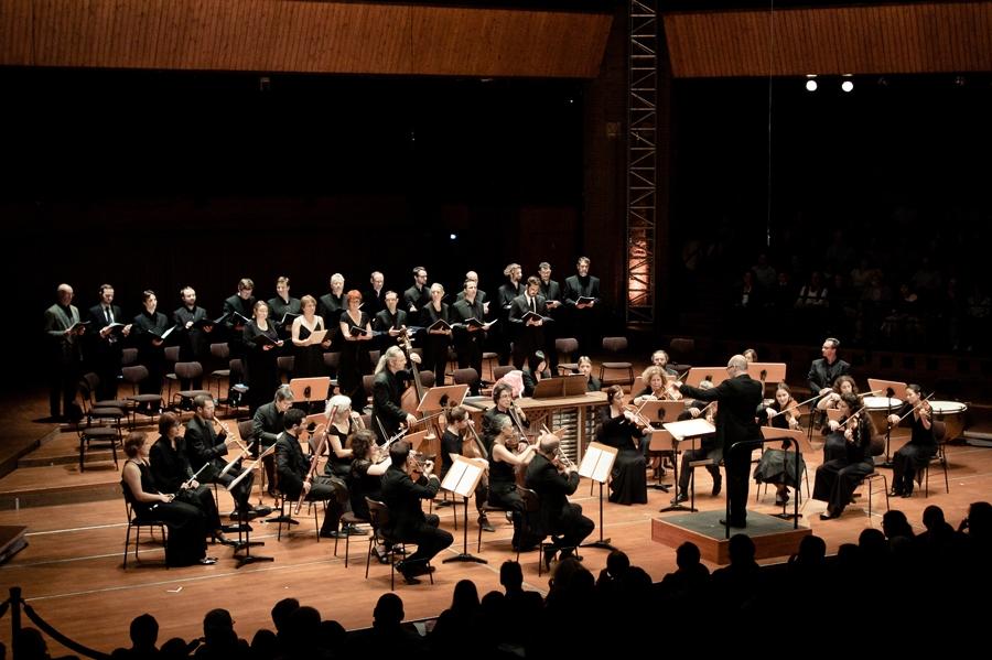 Les éléments & Les Passions-Orchestre Baroque de Montauban / 2012, Halle aux Grains, Toulouse