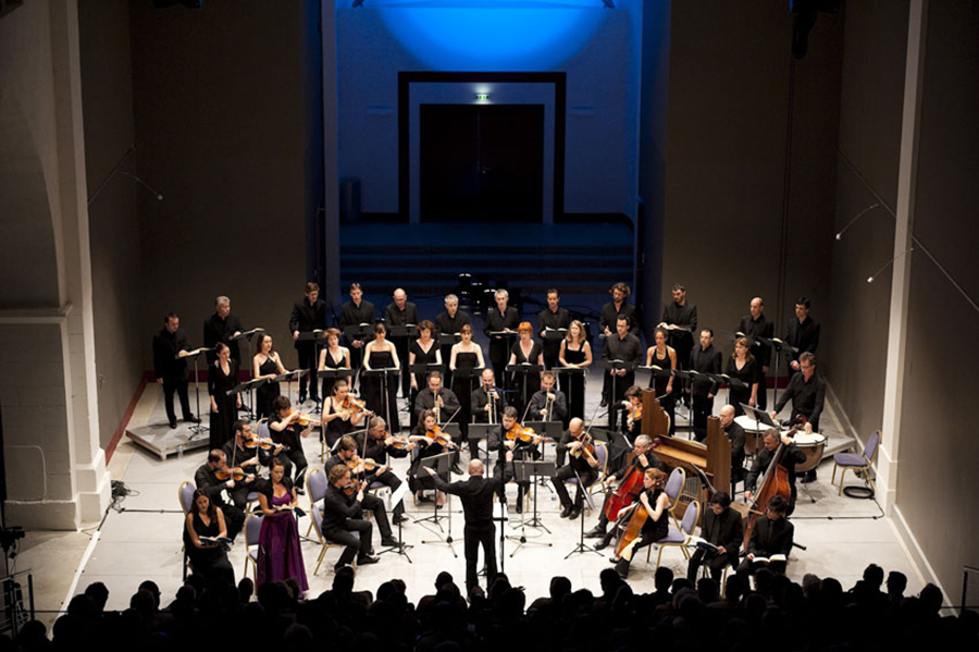 Les éléments & l'Orchestre de Chambre de Toulouse / Sorèze, 2011