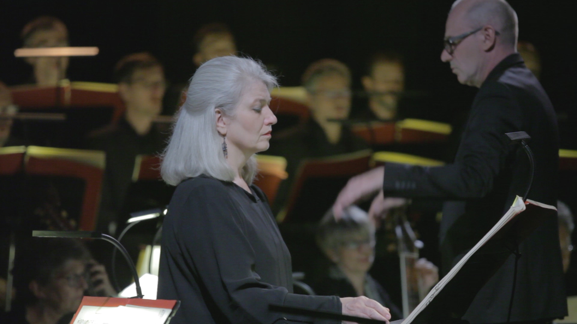 Maria Cristina Kiehr et Joël Suhubiette - Festival Musica Strasbourg 2017